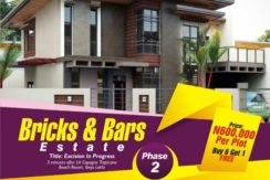 bricks and bars estate la capagne tropicana beach resort ibeju lekki